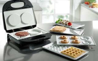 Как правильно выбрать вафельницу для тонких и толстых вафель, чтобы готовить их легко и просто