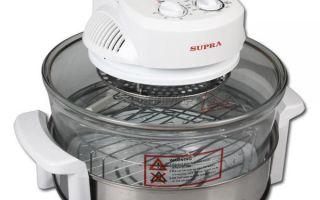 Аэрогрили Супра (Supra) – модельный ряд, параметры,описания, инструкции, отзывы и рецепты приготовления блюд